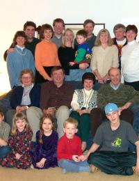 Mort Family Photo