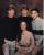 L - R Jeff, Steve, Dave, & Diane December 1987