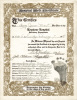 Dewey J. Mort Birth Certificate