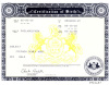 Stephen Mort Birth Certificate