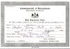 Stephen Mort Birth Registration